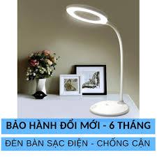 Giá bán Đèn bàn học sạc tích điện chống cận cổng sạc USB KM6702/TGX756c