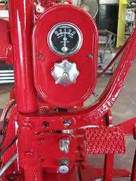 do i paint exhaust manifold on far yesterday's tractors farmall h wiring diagram 6 volt at Farmall H Wiring Harness