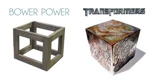 concrete and wood furniture. Concrete Wood Side Table - Bower Power And Furniture
