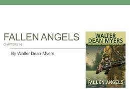 fallen angels chapters ppt video online  fallen angels chapters 1 5