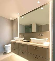 recessed lighting bathroom. Fancy Recessed Bathroom Lighting Small Led Lights Furniture Stylish On M