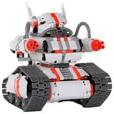 Купить <b>радиоуправляемый</b> робот <b>Xiaomi Mi</b> Robot Builder Rover ...