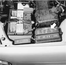 toyota corolla junction box questions answers pictures no lid for the diagram the second junction block no 2 is found under the hood on the forward part of the left wheelhouse driver s side the fuses