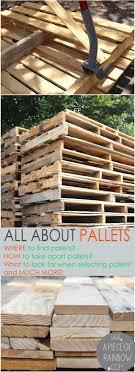 Diy Pallet Projects Best 25 Pallet Projects Ideas On Pinterest Pallet Ideas
