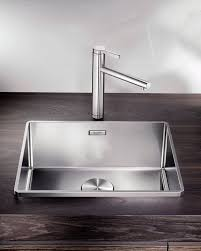 Blanco Kitchen Faucet Reviews Panera S Stainless Steel Kitchen Faucet For Blanco Steel Art