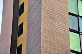 types of exterior wall finishes internal materials woodplastic exterior building materials modern wall cladding in india