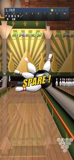 my bowling 3d on the app