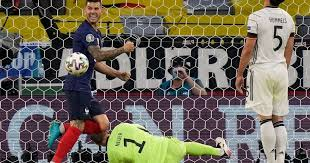 Maybe you would like to learn more about one of these? Soccer Em France Defeated Germany 1 0 After Hummels Own Goal Archyde
