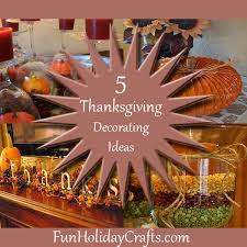 Thanksgiving That Looks Nice And Wonu0027t Break The Bank? It IS Possible Here  Are Just 5 Of The Many Cheap Thanksgiving Decorating Ideas.