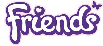 Lego Friends Logo transparent PNG - StickPNG
