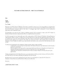 New Employee Welcome Letter Template Cover Latter Sample Letter