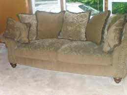white sofa and chair image for loveseat sleeper