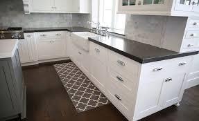... Matching Kitchen Rugs Great Kitchen Rugs Black And White Kitchen Mat  White Kitchen Rug Black And ...