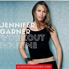 Jennifer garner's workouts includes dance cardio, jumprope, ballet, and strength training with simone de la rue. Jennifer Garner Workout Routine And Diet Plan Updated