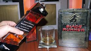 the hollywood classic blade runner released in 1982 starred harrison ford who was seen having whiskey shots in multiple scenes the glasses and