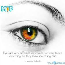 Best Eye Quotes Status Shayari Poetry Thoughts Yourquote