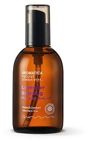 <b>Масло</b> для тела Aromatica Lavender Relaxing Massage & <b>Body Oil</b> ...