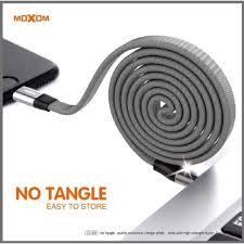 MOXOM CC-39 Stretched <b>short portable cable</b> Micro USB Lightning ...