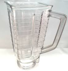 sunbeam oster blender plastic jar sq top 027472 000 089