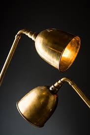 vintage articulated brass floor lamp 01 jpg
