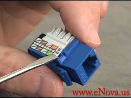 how to wire an rj45 jack how to wire an rj45 jack