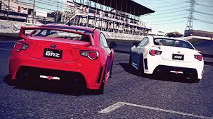 GT6) Subaru BRZ S '12 vs Toyota 86 GT '12 - Tsukuba Circuit - YouTube