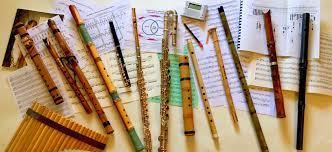 Wooden Flute Finger Chart Beginners Lessons Kokopelli