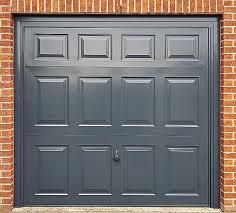 anthracite grey door