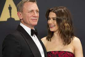 Daniel Craig + Rachel Weisz: Das Baby ...