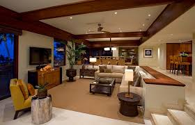 view in gallery living room inspired by the hawaiian theme by ownby design
