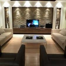 wall accent lighting. Contemporary Wall Cover Builtin Wall With Stone Facade And Add Neat Accent Lights Intended Wall Accent Lighting
