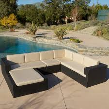 patio furniture sectional ideas: awesome costco outdoor furniture for your home ideas outdoor sectional for pool ideas by costco