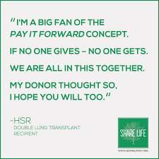 Donate Life Quotes. QuotesGram via Relatably.com