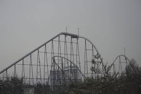 ... Tokyo Fuji-Q roller coaster, Tokyo