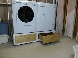washing machine pedestal diy perfect small pedestal sink