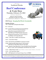 upcoming regional watermelon beef horse row crop educational 13 beef conf flyer
