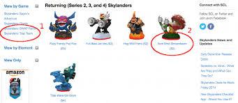 Skylanders Imaginators Chart Figure Compatibility Skylanders Character List