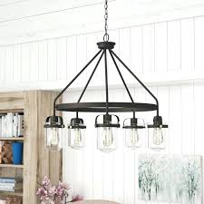 farmhouse style chandelier 5 light candle style chandelier white farmhouse style chandelier