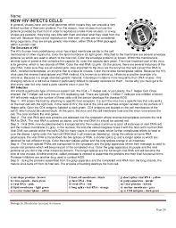 Biology Virus Worksheets | Homeshealth.info