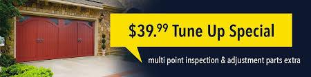 garage door tune upSummit Country Portage County Garage Door Installation Repair Services