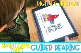 It looks like someone's jumbled up this story! Guided Reading Lessons And Activities For Your Favorite Traditional Tales