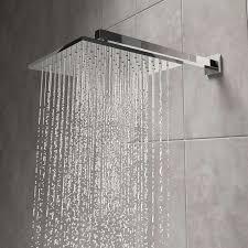 modern shower head recessed bathroom lighting. Enthralling Overhead Shower Head On Bathroom Traditional With Rain Regarding Plans Modern Recessed Lighting O