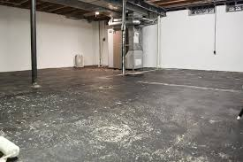 unfinished basement ideas to a house 16
