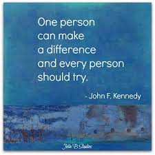 how to write a good can one person make a difference essay you have not saved any essays all can one person make a difference essay why one person can make a difference essays the and indifference can only hurt