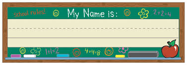 Nameplate Design For School Free Name Plate Cliparts Download Free Clip Art Free Clip