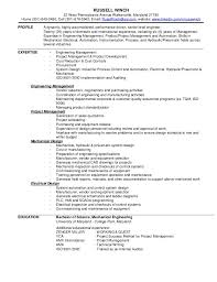 electrical engineer entry level resume entry level power