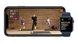 apple fitness a personalized fitness