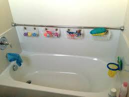 bathtub toy holder ideas