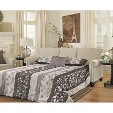 Milari Linen Queen Sofa Sleeper Signature Design by Ashley