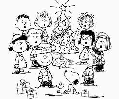 Charlie_Brown_Christmas_tree_coloring.filminspector.com_16 coloring pages charlie brown christmas coloring pages and clip on charlie brown winter coloring pages